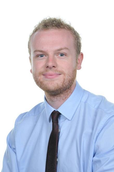 Mr Spencer Class Teacher