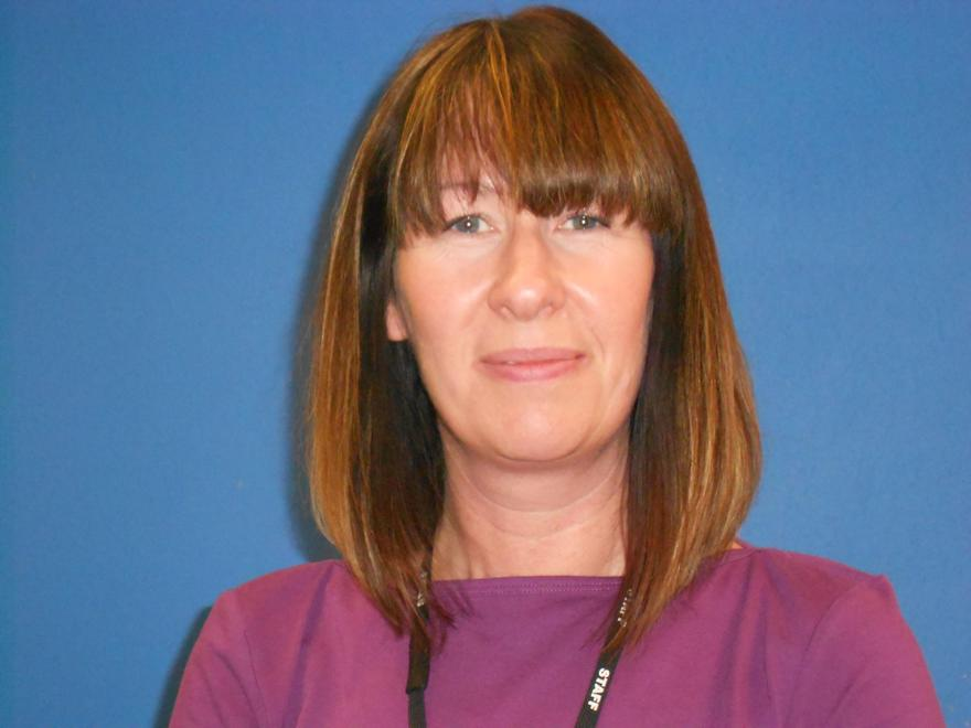 Mrs Fenton High Level Teaching Support Assistant