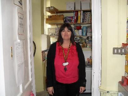 Mrs McCabe