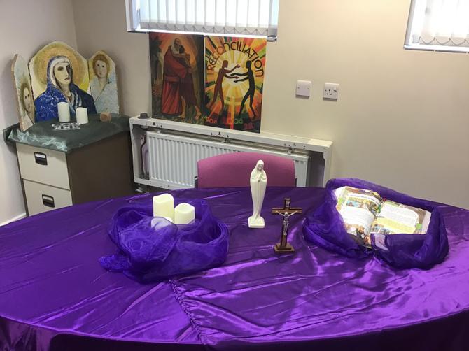 Reconciliation Prayer Room, June 2019