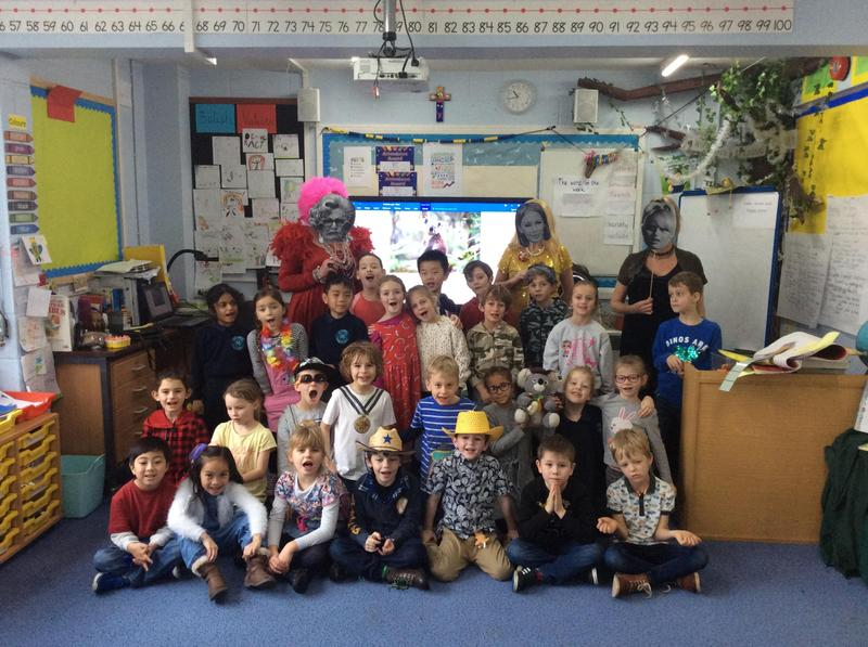 G'Day from Year 2