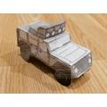 Alfie P's safari jeep!