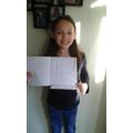Lauren's lovely writing