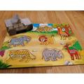 Alfie P's safari work