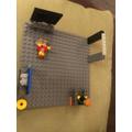 Noah made a lego lounge