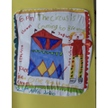 Finn's circus poster- super!