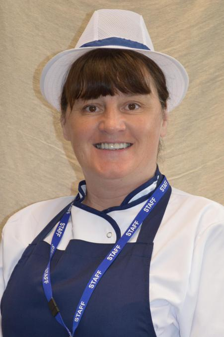 Mrs Joanne Ashworth - School Chef