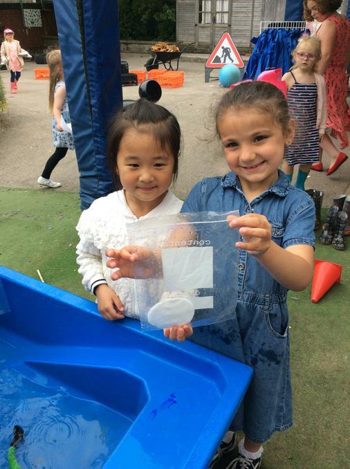 Y1 science - waterproof materials.