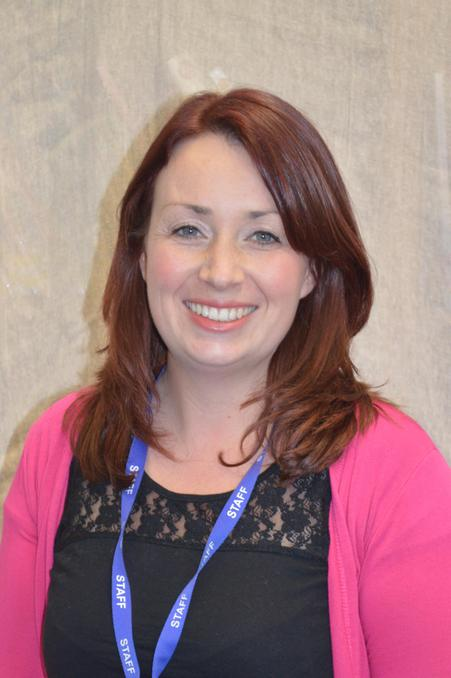 Mrs Louise English - Teaching Assistant