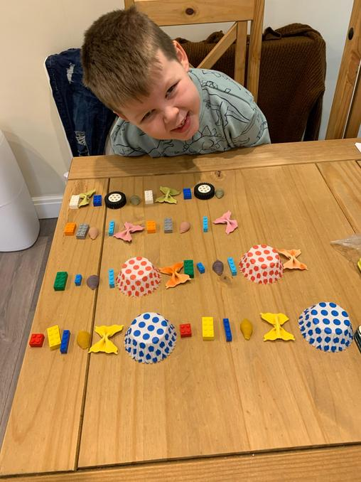 What a brilliant repeating pattern Sonny!