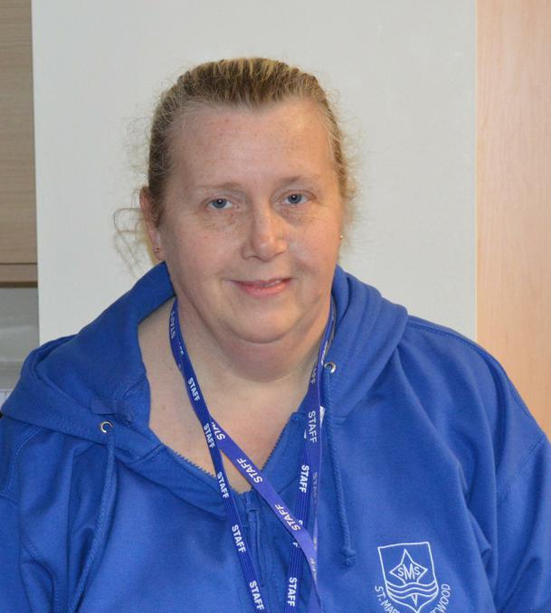 Mrs Karen Thomas -  Lunchtime Organiser