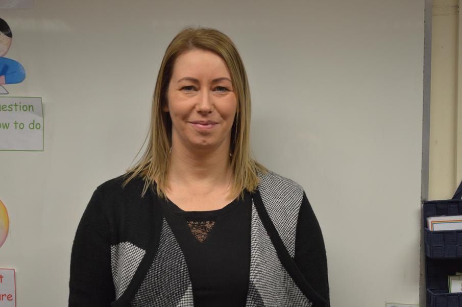 Mrs Suzanne Stuchfield - Teacher