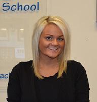Miss Katie Davids - Teacher