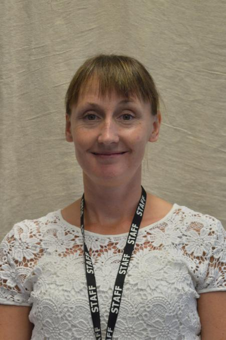 Miss Lisa Butler - Teaching Assistant