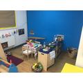 Buzzard Class - Reception