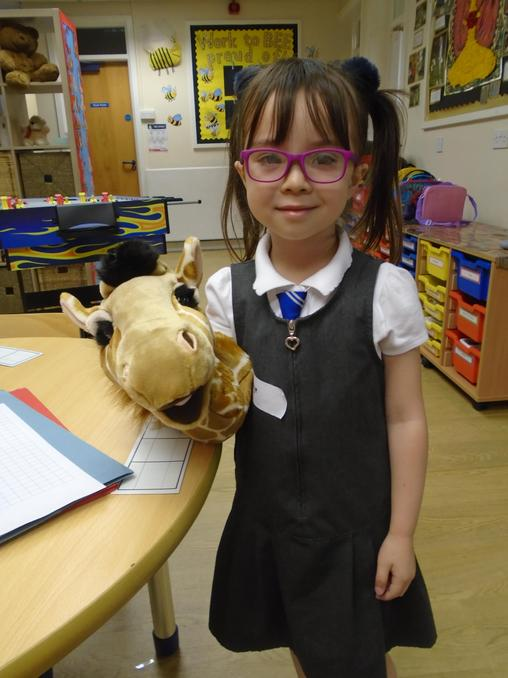 Skye makes Harold feel safe in the Griffin class.
