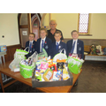 Harvest Gifts delivered to Fleetwood Food Bank