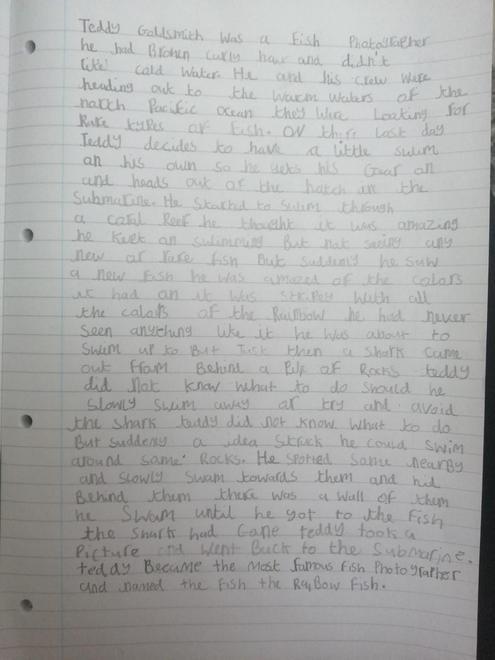 Delilah's story start