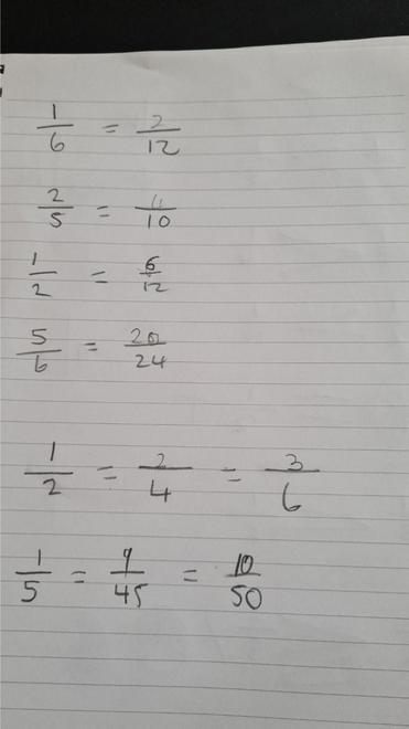 Lucas's fractions 2
