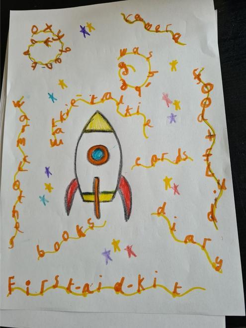 Lucas's swirling space list