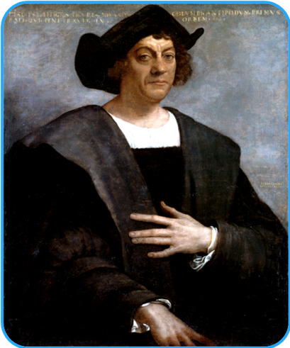 Do you think Columbus looks important here?