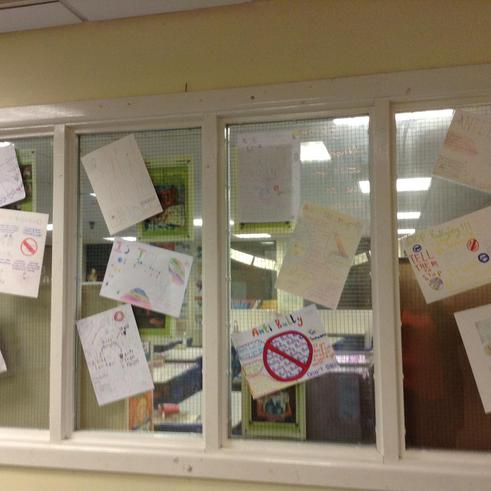 Year 5 Anti-bullying messages