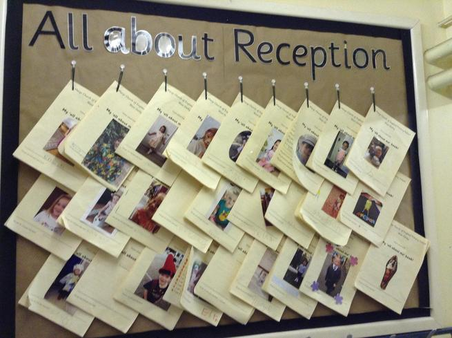 Reception - All About Me