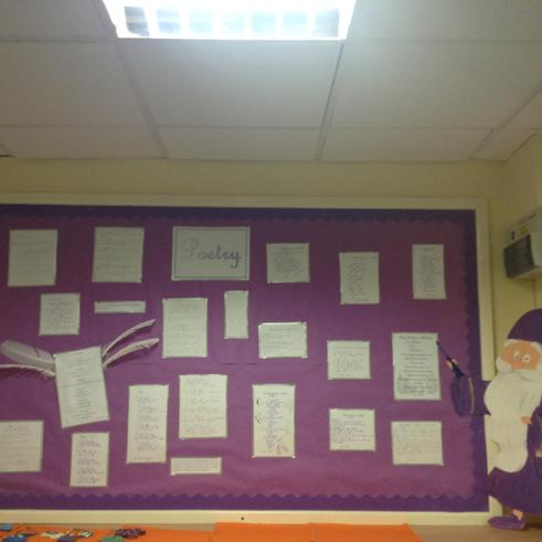 Year 4 Poetry