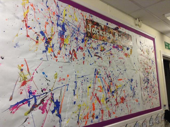 Y1- Jackson Pollock