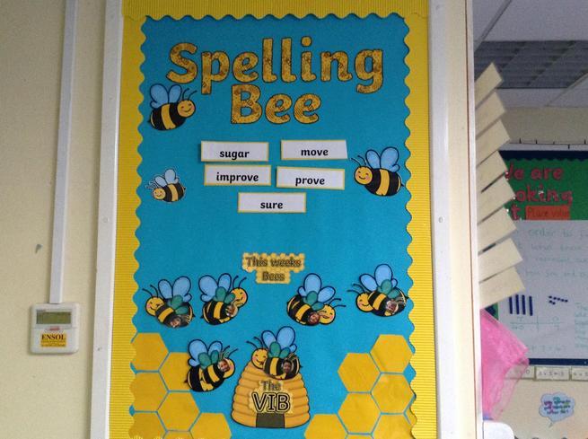 Year 2 -Spelling