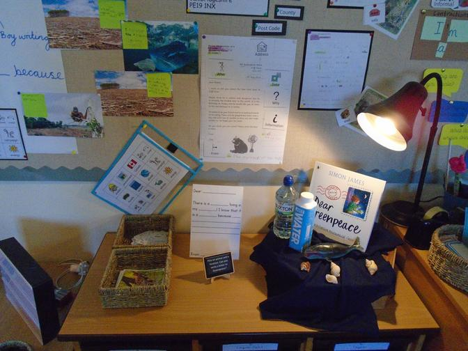 English Continuous Provision in Year 2