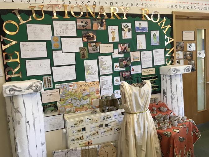 Revolutionary Romans