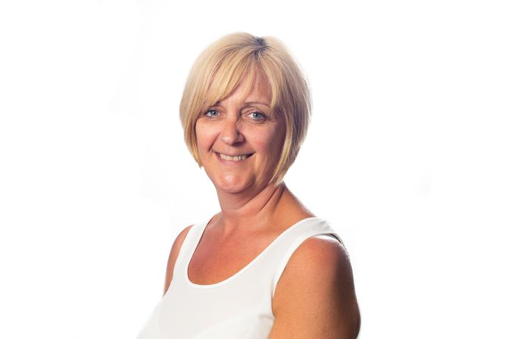 Mrs Davies- Year 6 Teaching Assistant