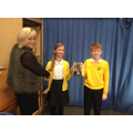 House points cup winner - Polden