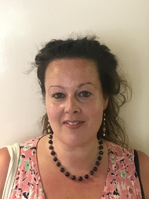 Sarah Holcombe, Class 3 Teaching assistant