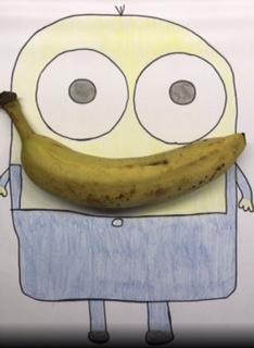 Jessica's banana minion