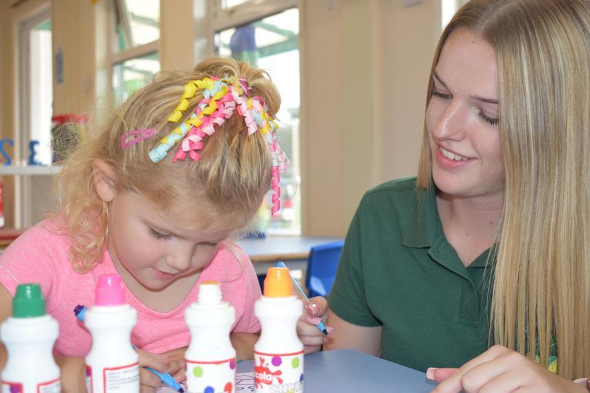 Ebony Tucker - Early Years Apprentice