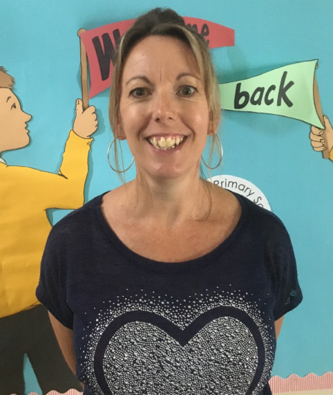 Claire Creedy, Class 2 Teaching Assistant