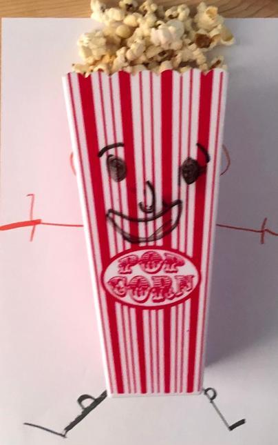 Jett's Mr Popcorn
