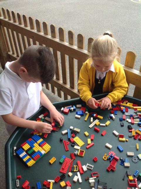 Lego construction!