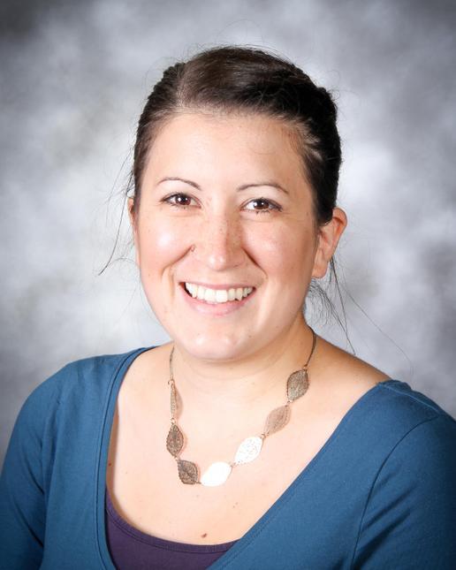 Marie Houton, Class 6 Teacher