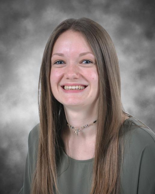 Emma Creech, Class 12 Teacher