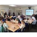 15/03/18: enjoying our curriculum celebration!