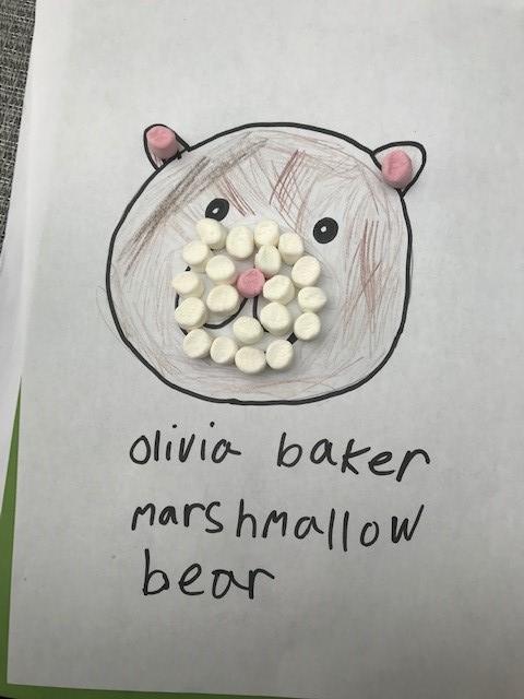 Olivia's Marshmallow Bear