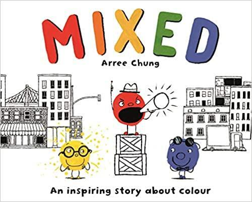 Mixed by Arree Chung - Age: 3+