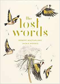 The Lost Words by Robert Macfarlane - Age 3+