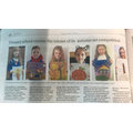 Autumn Art Competition Winners