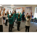 Year 3 - Springs Dance Company - Water Cycle