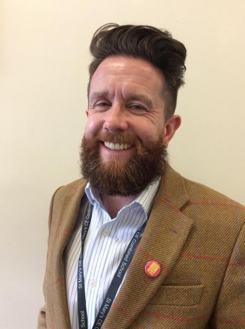 Mr David Liddle - Head Teacher