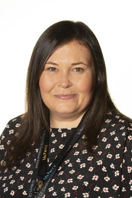 Mrs Dawn Percy - Teaching Assistant/Nursery Practitioner